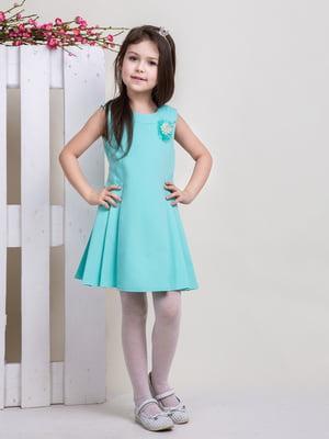Сукня м'ятного кольору | 4902420