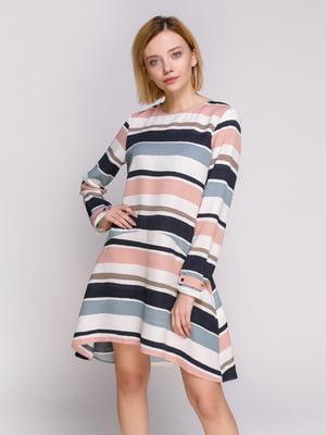 Платье в полоску | 4878376
