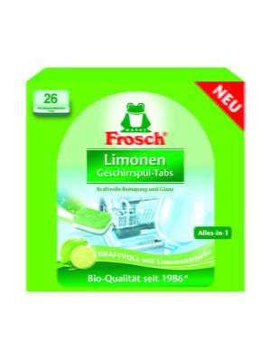 Таблетки для мытья посуды «Лимон» (26х20 г) | 4902667