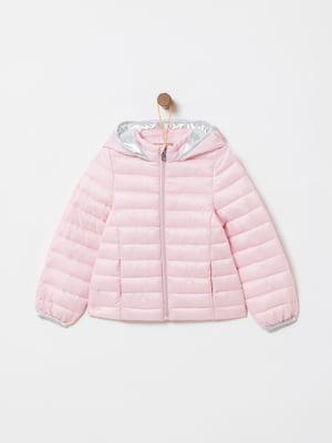 Куртка рожева | 4902850