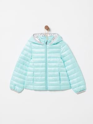 Куртка мятного цвета | 4902851