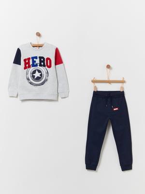Комплект: світшот та штани | 4902970