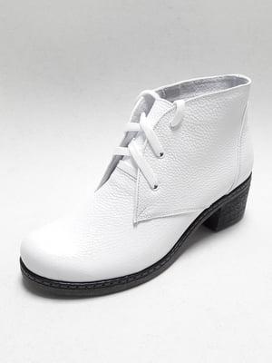 Ботинки белые | 4903301