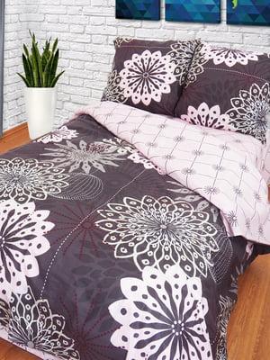 Комплект постельного белья двуспальный | 4296957