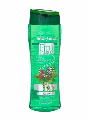 Шампунь для тусклых и жирных волос с кондиционером «Лесной» (400 мл)   4904254