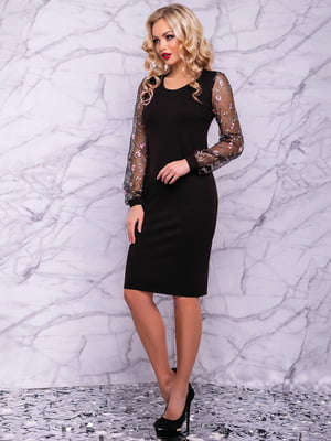 Платье черное | 4904625