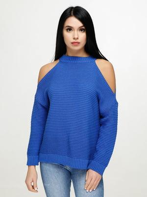Джемпер синій   4904592