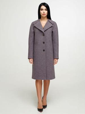 Пальто бузкове | 4904619