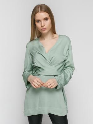 Блуза светло-зеленая | 4874980