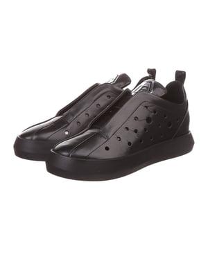 Кроссовки черные | 4904713
