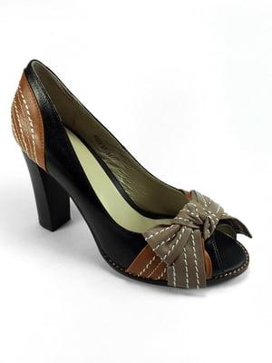 Туфли трехцветные | 4904715