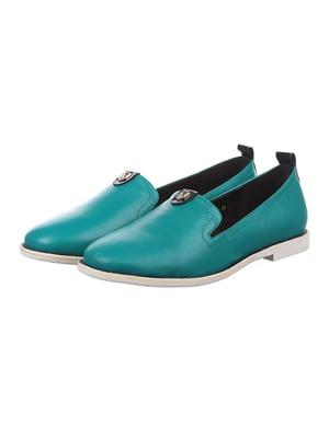 Туфли зеленые | 4904761