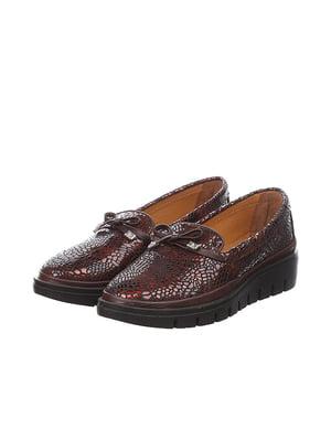 Туфлі коричневі | 4904785