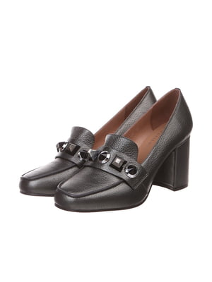 Туфли серые | 4904788