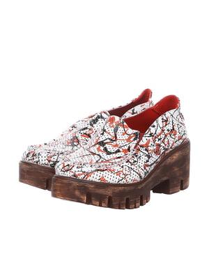 Туфлі в принт | 4904802