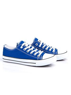 Кеды синие | 4904824