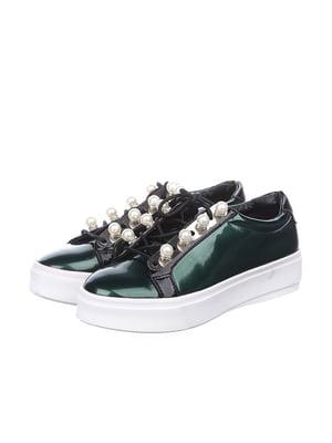 Туфли зеленые   4904826