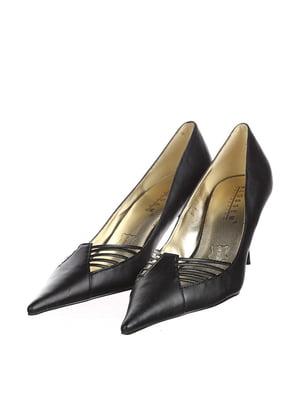 Туфлі чорні | 4904865