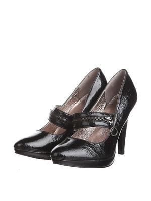 Туфлі чорні | 4904866