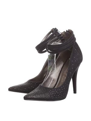 Туфли черные | 4904877