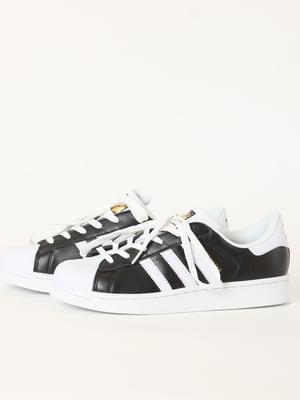 Кеды черно-белые | 4904927