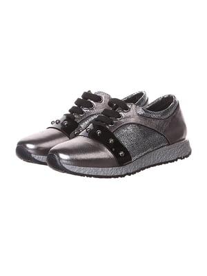 Кросівки сріблясті | 4904959