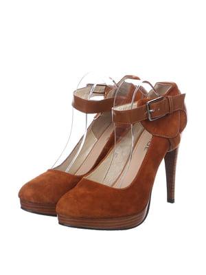 Туфлі коричневі   4905104