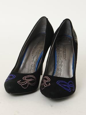 Туфлі чорні | 4905119