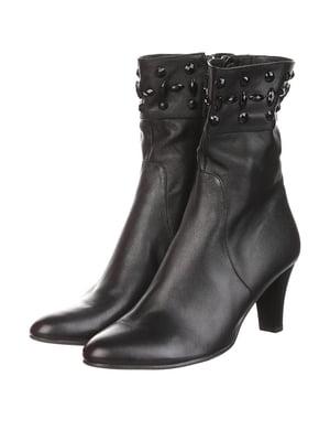 Ботинки черные | 4905228