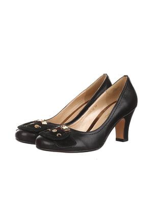 Туфлі чорні   4905244