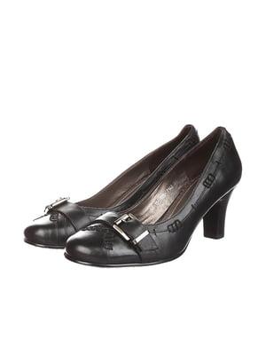 Туфли черные | 4905272