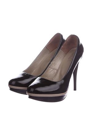 Туфли черные | 4905295