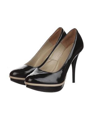 Туфли черные | 4905297
