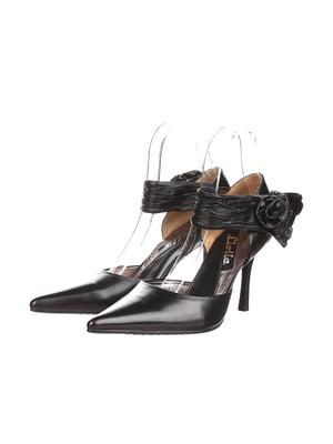 Туфлі чорні | 4905303