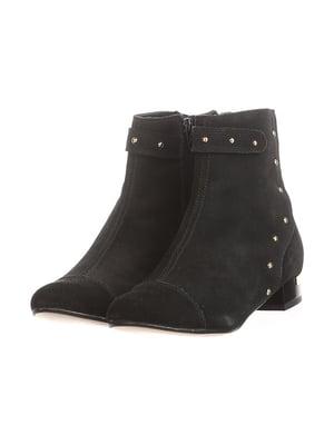 Ботинки черные | 4905306