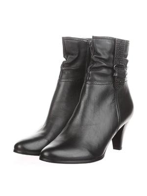 Ботинки черные | 4905333