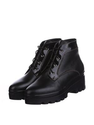 Ботинки черные   4905383