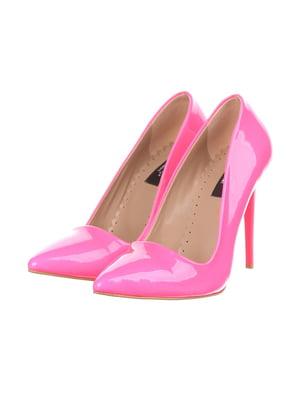Туфли розовые - Espadrille - 4905418