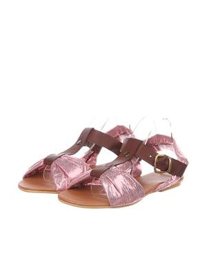 Босоножки розовые - Espadrille - 4905446