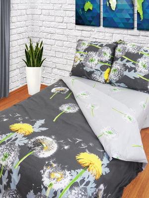 Комплект постельного белья полуторный | 4296942