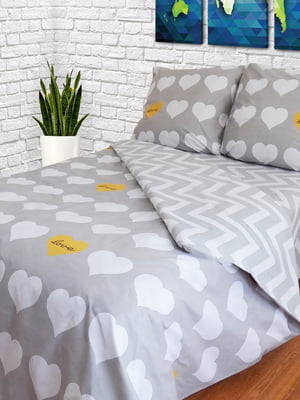 Комплект постельного белья полуторный | 4583782