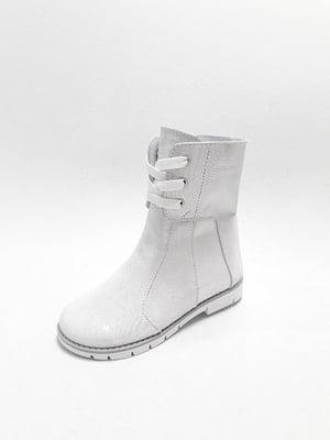 Чоботи білі | 4906139