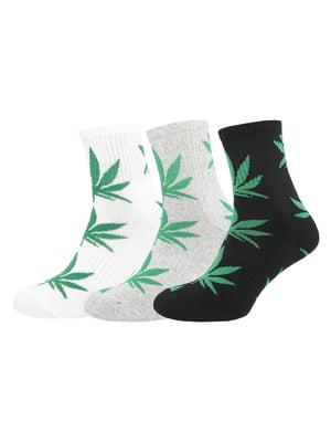 Набір шкарпеток (3 пари) | 4906023