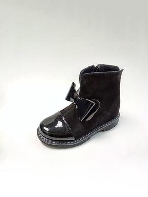 Сапоги черные | 4906128