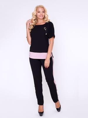 Костюм: блуза і штани | 4906185