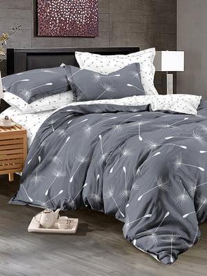 Комплект постельного белья двуспальный (евро) | 4906603