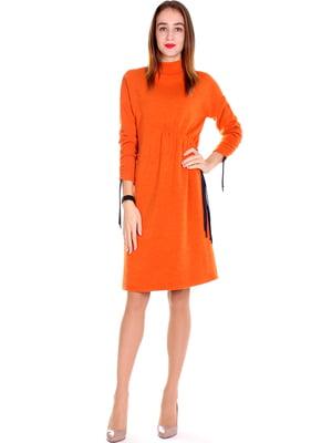 Сукня помаранчева | 4906632