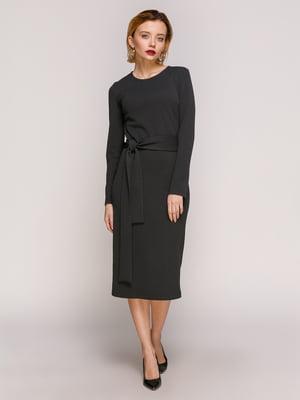 Сукня темно-сіра | 4902468
