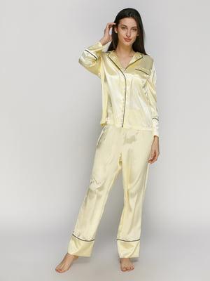 Пижама: рубашка и брюки | 4906159