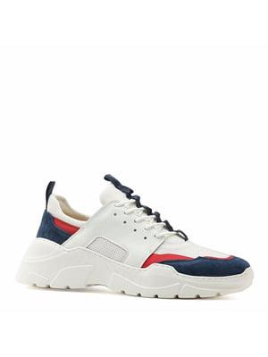 Кросівки триколірні | 4908108